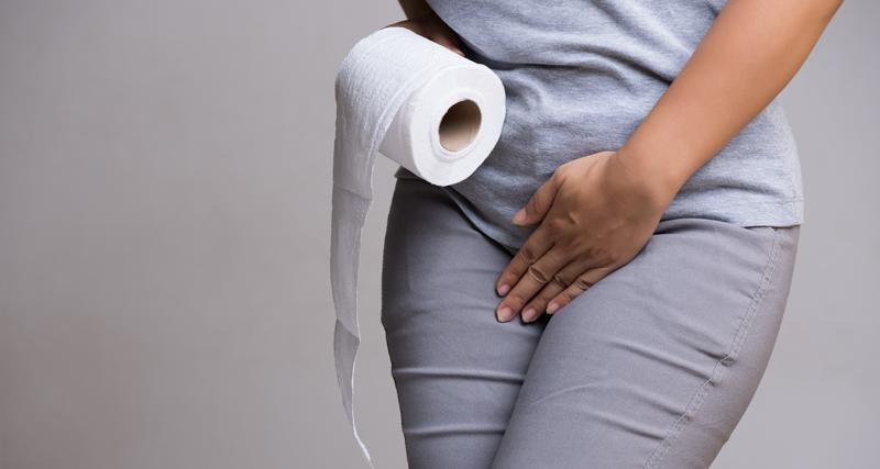 Mulher com Incontinência Urinária | Instituto Kemp