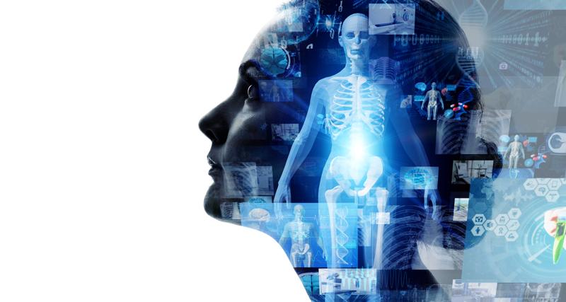 Ilustração sobre saúde e tecnologia | Instituto Kemp
