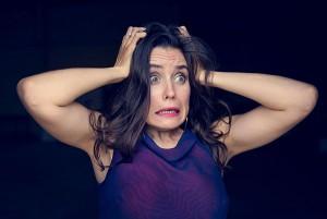 Mulher em desespero | Instituto Kemp